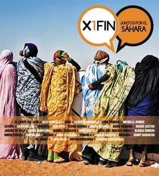 X1FIN. Juntos por el Sáhara (Obra colectiva)