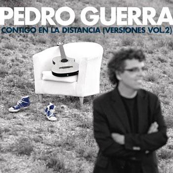Contigo en la distancia (Versiones Vol.2) (Pedro Guerra) [2010]