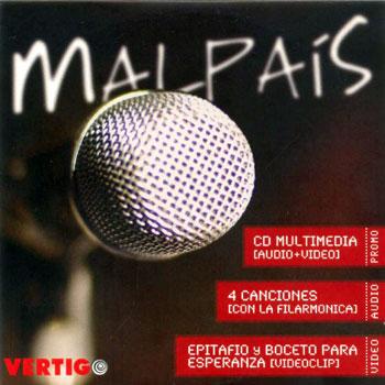 Malpaís con la Orquesta Filamónica Nacional (Malpaís) [2006]