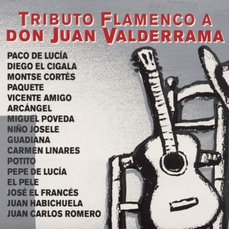 Tributo flamenco a Don Juan Valderrama (Obra colectiva)