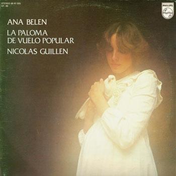 La paloma de vuelo popular (Ana Belén) [1976]