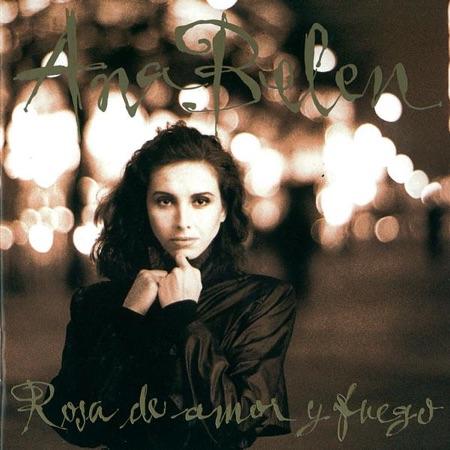 Rosa de amor y fuego (Ana Belén) [1989]
