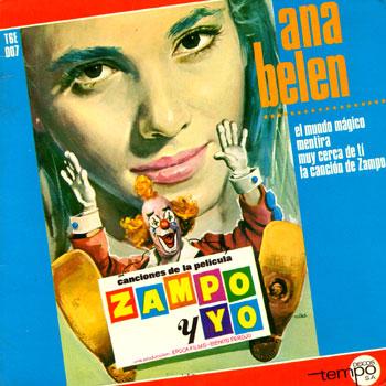 Canciones de la película Zampo y yo (I) (Ana Belén)