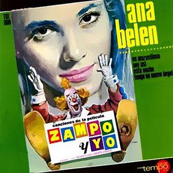 Canciones de la película Zampo y yo (II) (Ana Belén)