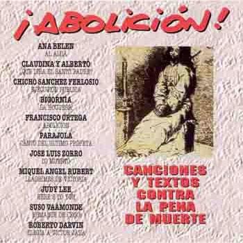 Abolición. Poemas y canciones contra pena de muerte (Obra colectiva)