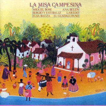 La misa campesina nicaragüense (Obra colectiva)