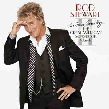 As time goes by... the great american song book vol.2 (Rod Stewart)