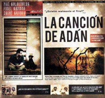 La canción de Adán (Max Goldenberg, Fidel Gamboa y Jaime Gamboa) [2009]