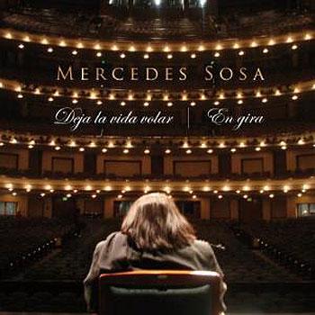 Deja la vida volar, en gira (Mercedes Sosa) [2010]