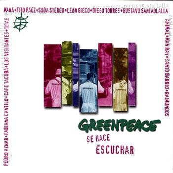Greenpeace se hace escuchar (Obra colectiva) [1997]