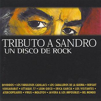 Tributo a Sandro. Un disco de Rock (Obra colectiva)