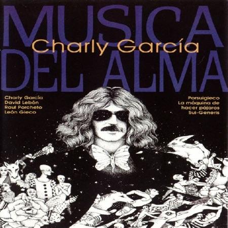 Música del alma (Charly García)
