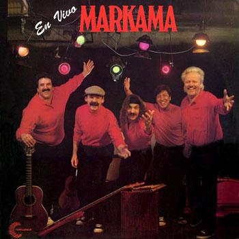 Markama en vivo (Markama) [1991]