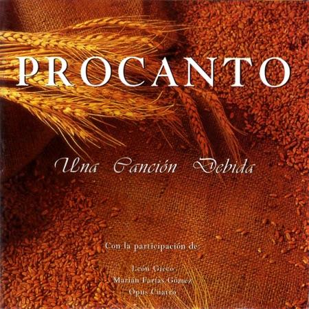 Una canción debida (Procanto) [1995]