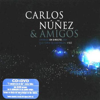 Carlos Núñez y amigos (Carlos Núñez) [2004]