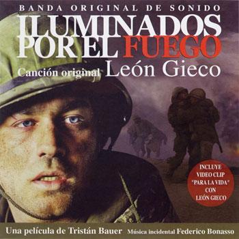 Iluminados por el fuego (BSO) (León Gieco) [2005]