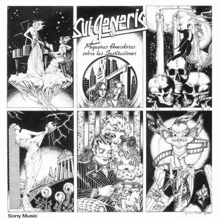 Pequeñas anécdotas sobre las Instituciones (Sui Generis) [1974]