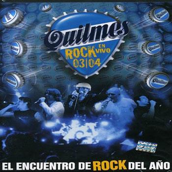 Quilmes Rock en Vivo 03/04  (Obra colectiva) [2005]
