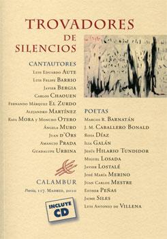 Trovadores de silencios (Obra colectiva)