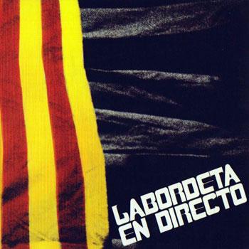 Labordeta en directo (José Antonio Labordeta) [1977]