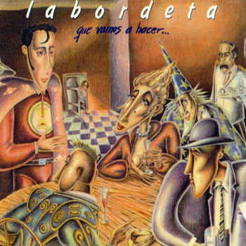 Qué vamos a hacer (José Antonio Labordeta) [1987]