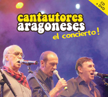 Cantautores aragoneses. El concierto (Carbonell - La Bullonera - Labordeta)