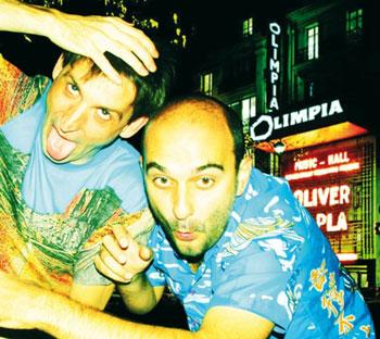 Concert a Paris - En directe (Albert Pla i Joan Miquel Oliver) [2010]