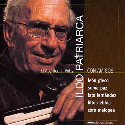 Con Amigos, el Acordeon Vol 2 (Ildo Patriarca) [2007]