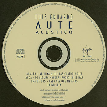 Acústico (Luis Eduardo Aute)