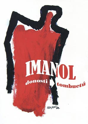 Imanol: Donosti-Tombuctú (Obra colectiva)