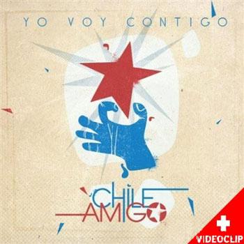 Yo voy contigo (Chile amigo) [2010]