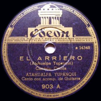 El arriero (Atahualpa Yupanqui)