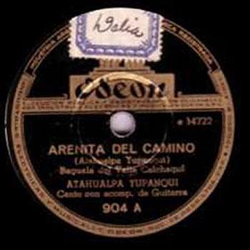 Arenita del camino (Atahualpa Yupanqui) [1945]