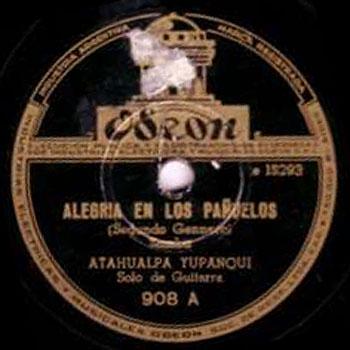 Alegría en los pañuelos (Atahualpa Yupanqui)