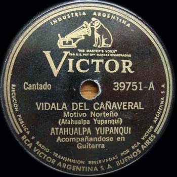 Vidala del cañaveral (Atahualpa Yupanqui) [1942]