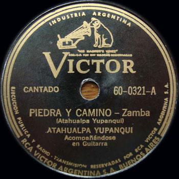 Piedra y camino (Atahualpa Yupanqui) [1944]