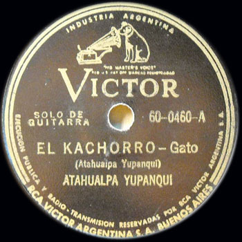 El kachorro (Atahualpa Yupanqui)