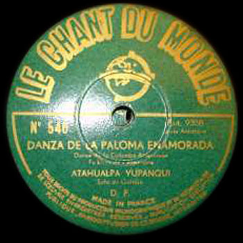 Danza de la paloma enamorada (Atahualpa Yupanqui) [1951]