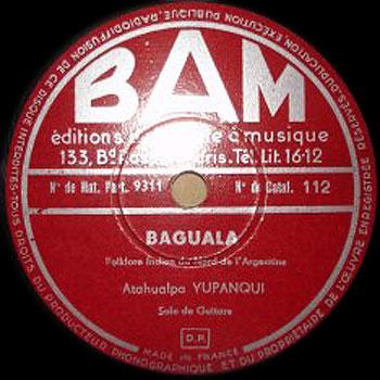 Baguala (Atahualpa Yupanqui) [1951]