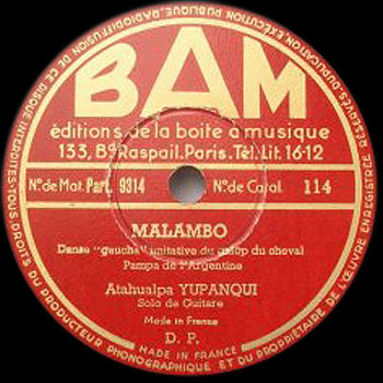 Malambo (Atahualpa Yupanqui) [1951]
