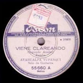 Viene clareando (Atahualpa Yupanqui) [1953]