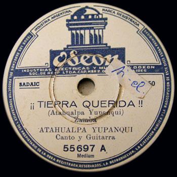 Tierra querida (Atahualpa Yupanqui)