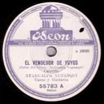 El vendedor de yuyos (Atahualpa Yupanqui) [1953]