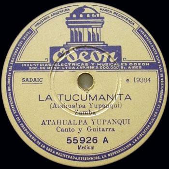 La tucumanita (Atahualpa Yupanqui) [1954]