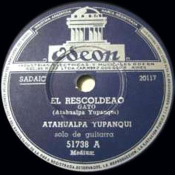 El rescoldeao (Atahualpa Yupanqui) [1955]