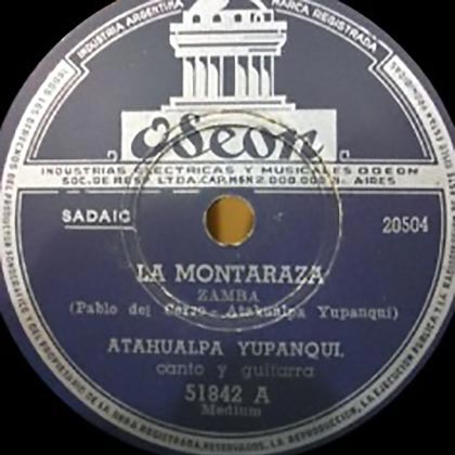 La montaraza (Atahualpa Yupanqui)