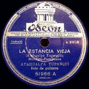 La estancia vieja (Atahualpa Yupanqui) [1956]