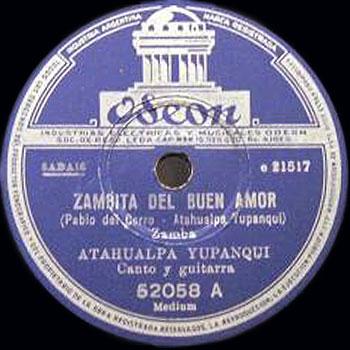 Zambita del buen amor (Atahualpa Yupanqui) [1956]