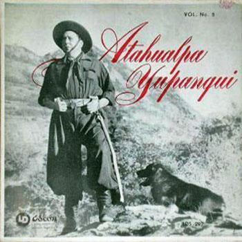 Canto y guitarra (Volumen 5) (Atahualpa Yupanqui) [1958]