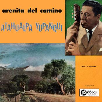 Arenita del camino (Volumen 9) (Atahualpa Yupanqui) [1961]